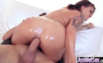 Vídeo HD com cena picante de sexo anal hardcore